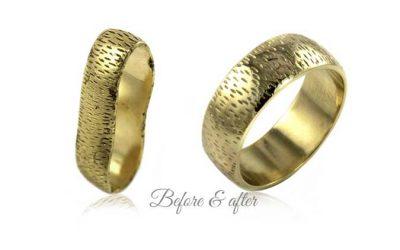 Wedding ring rescue