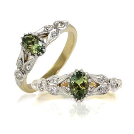 Parti-sapphire-argyle-diamond-engagement-ring-bentley-de-lisle