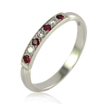 Ruby-diamond-eternity-ring-bentley-de-lisle
