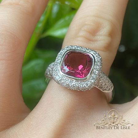 Tourmaline-diamond-pave-ring-bentley-de-lisle-jewellers