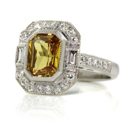 Yellow-ceylon-sapphire-diamond-engagement-ring-bentley-de-lisle