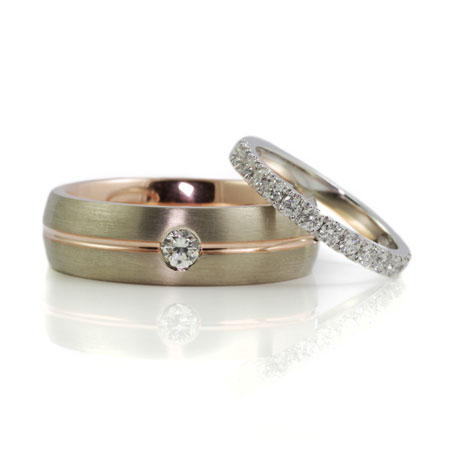 Diamond-set-wedding-bands-bentley-de-lisle