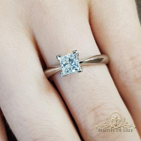 Princess-cut-diamond-engagement-ring-platinum-top-bentley-de-lisle-jewellers