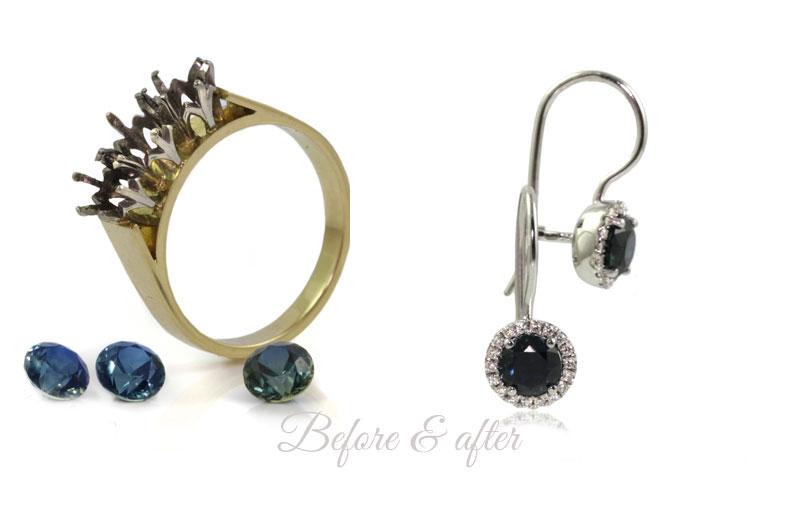Jewellery Remodelling | Brisbane | Bentley De Lisle