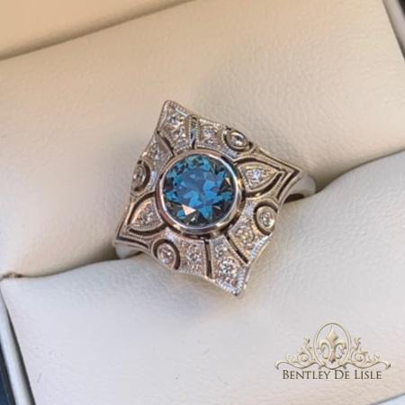 Art-deco-sapphire-diamond-ring-Paddington-bentley-de-lisle