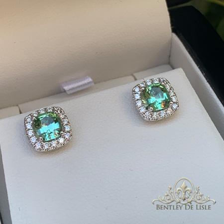 Mint-tourmaline-diamond-earrings-bentley-de-lisle-brisbane