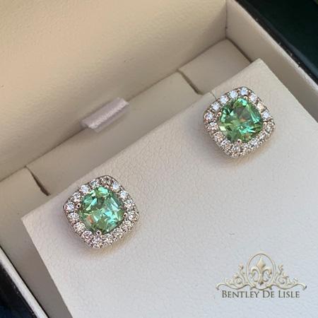 Mint-tourmaline-diamond-earrings-bentley-de-lisle-paddington