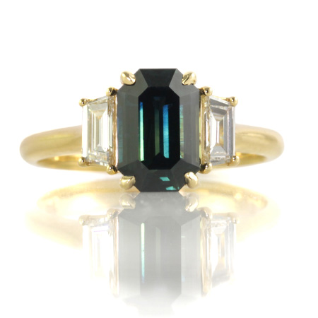 Emerald-cut-parti-sapphire-diamond-ring-bentley-de-lisle