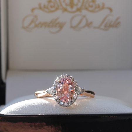 Pink-padparadscha-sapphire-diamond-ring-bentley-de-lisle-two-tone