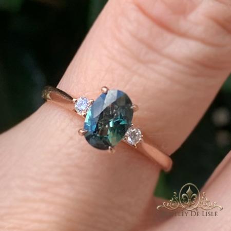 teal-australian-sapphire-three-stone-ring-bentley-de-lisle-paddington-brisbane-jeweller