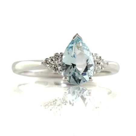 aquamarine-diamond-gold-ring-brisbane-paddington-bentley-de-lisle