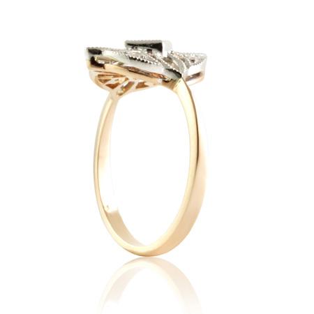 Diamond-art-deco-dress-ring-rose-gold-bentley-de-lisle