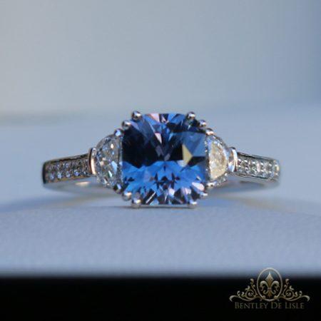 Violet-purple-bi-colour-sapphire-diamond-ring-box-bentley-de-lisle-jewellers